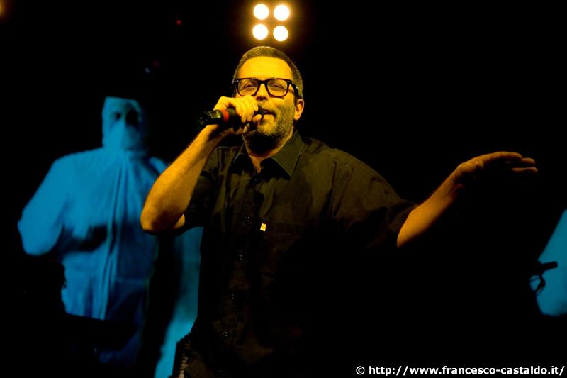 Frankie Hi-Nrg – Rolling Stone – Milano