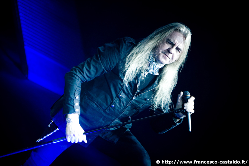 Saxon – Iced Earth – Rolling Stone – Milano