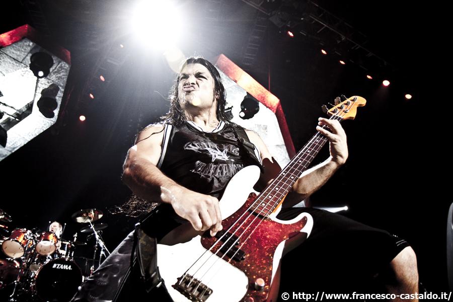 Metallica – Mediolanum Forum – Assago (Mi)