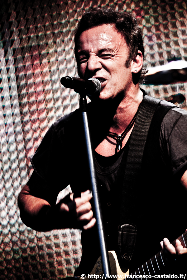 Bruce Springsteen – Stadio Olimpico – Torino