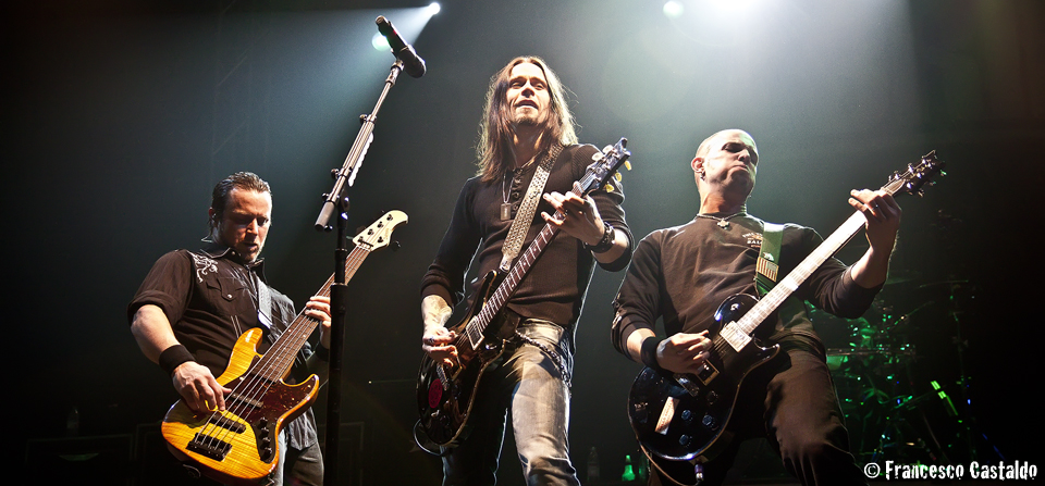 Alter Bridge + Black Stone Cherry – Palasesto – Sesto San Giovanni (Milano)