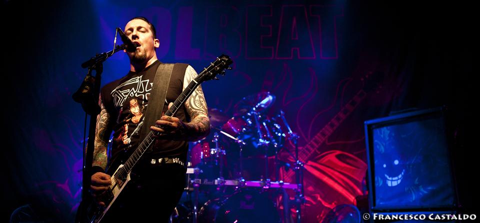 Volbeat + Clutch – Alcatraz – Milano