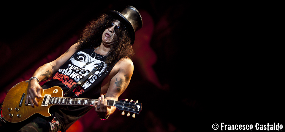 Slash + Japanese Voyeurs – Arena Civica – Milano