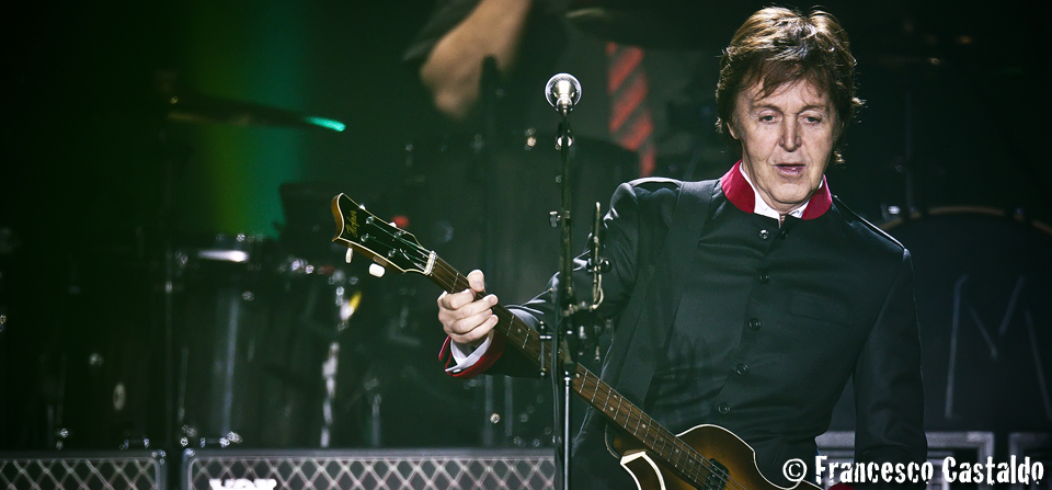 Paul McCartney – Mediolanum Forum – Assago (Milano)