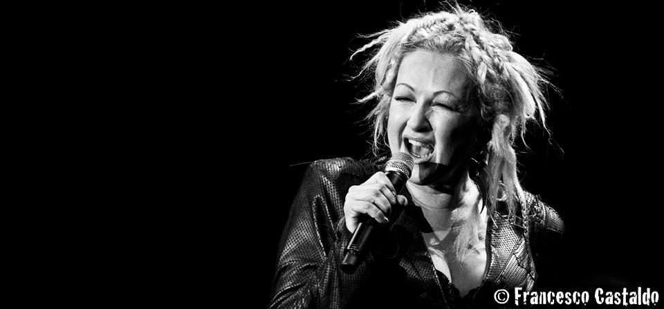 Cyndi Lauper – Arena Civica – Milano