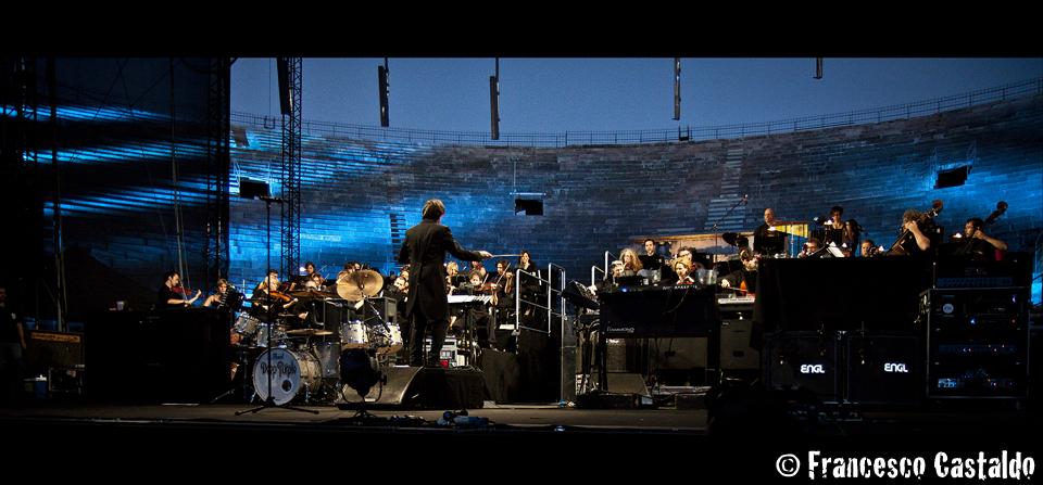 Deep Purple con orchestra – Arena di Verona