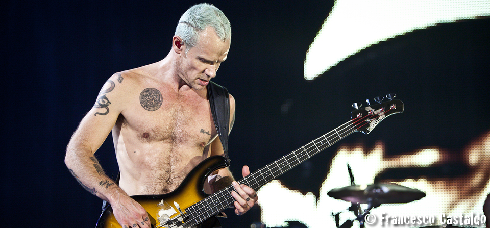 Red Hot Chili Peppers – Mediolanum Forum – Assago (Milano)