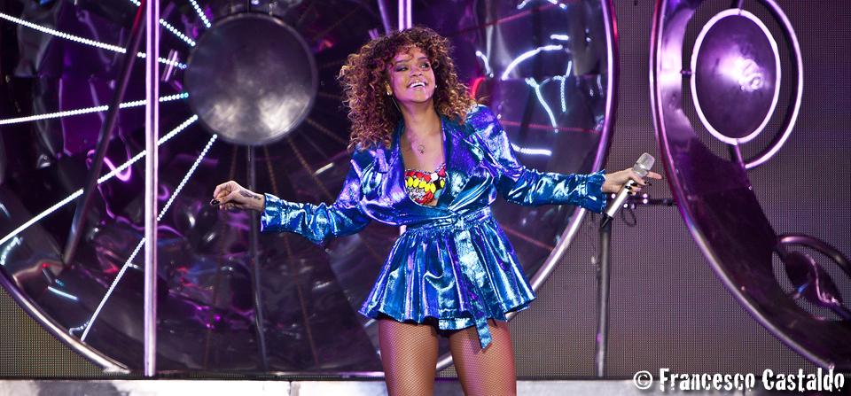 Rihanna – Mediolanum Forum – Assago (Milano)