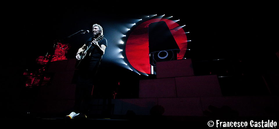Roger Waters –  Mediolanum Forum – Assago