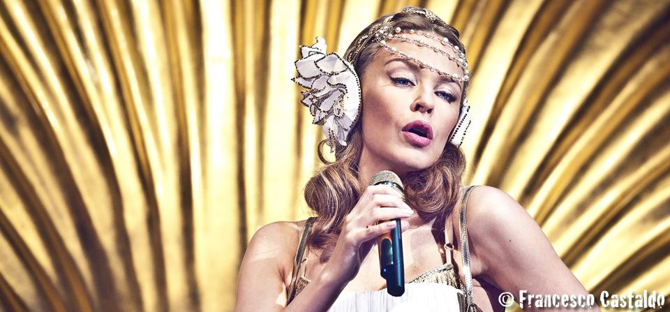 Kylie Minogue –  Mediolanum Forum – Assago