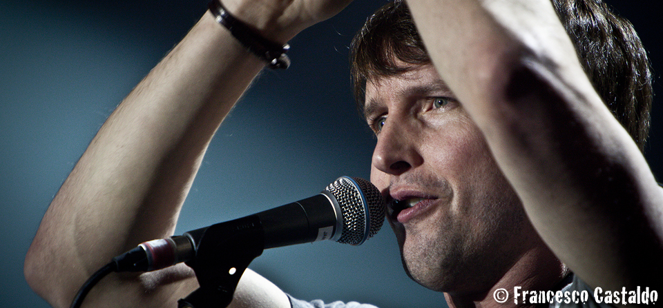 James Blunt –  Mediolanum Forum – Assago