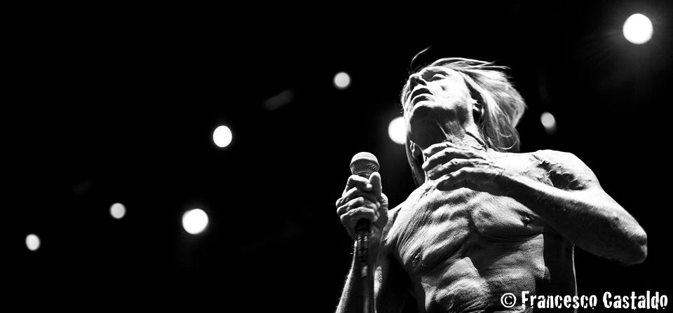 Iggy And The Stoogies – Arena FieraMilano – Rho