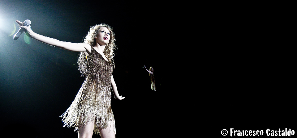 Taylor Swift –  Mediolanum Forum – Assago