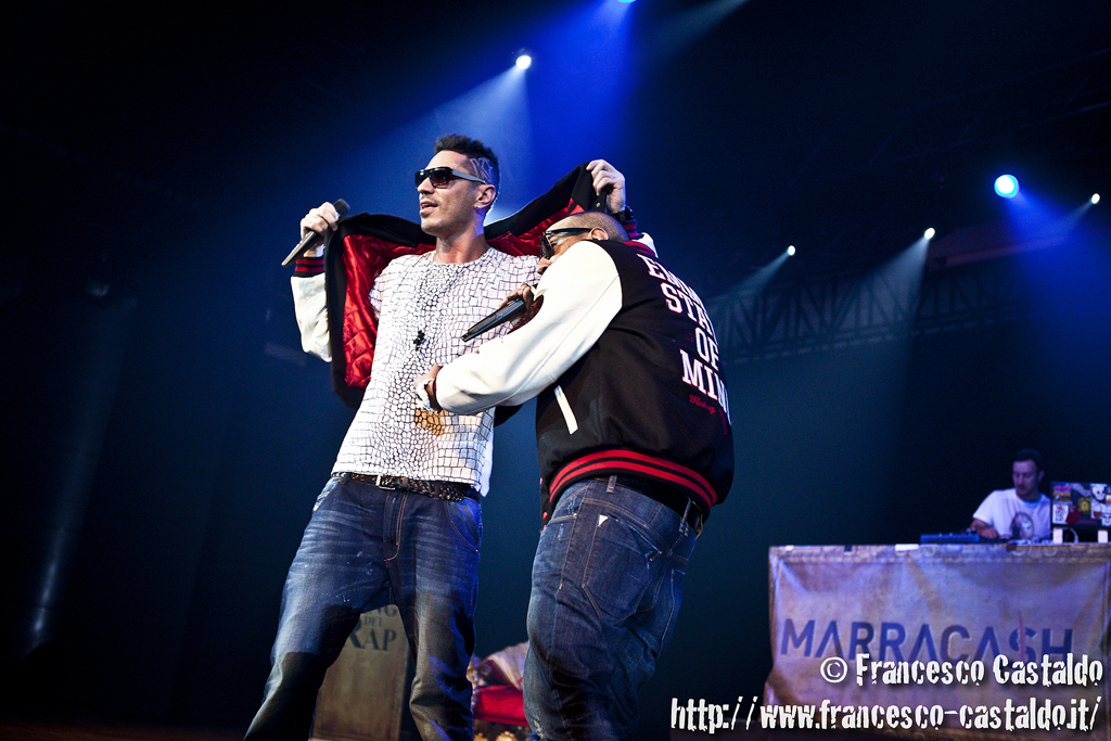 Marracash – Alcatraz – Milano