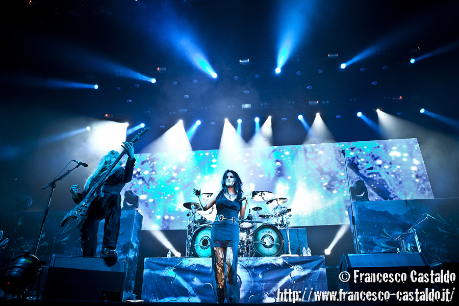 Nightwish – Mediolanum Forum – Assago