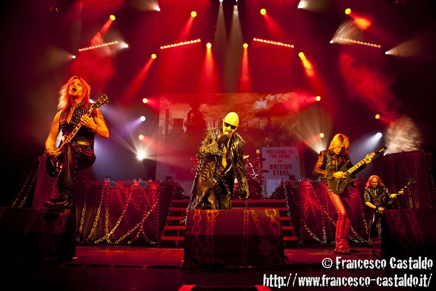 Judas Priest – Palabam – Mantova