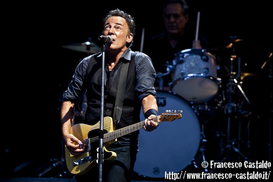 Bruce Springsteen – San Siro – Milano