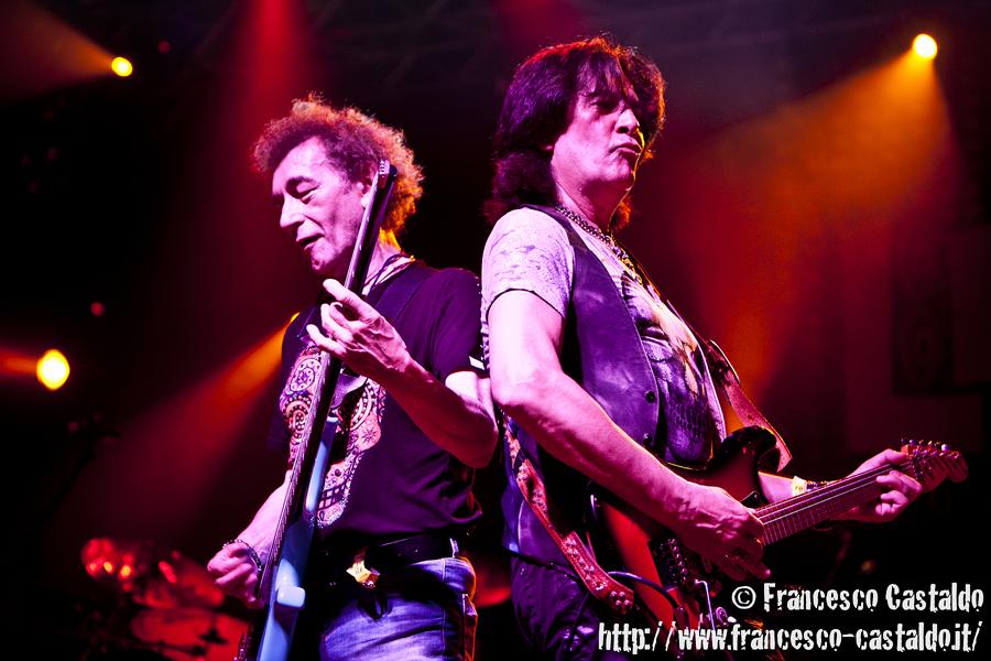 Steve Rogers Band – Live Club – Trezzo Sull'Adda