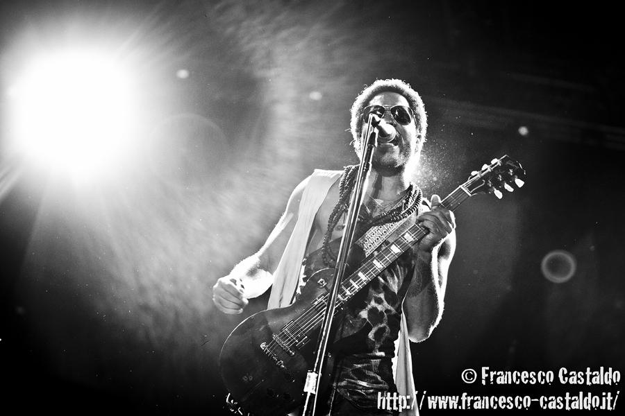 Lenny Kravitz – Castello Sforzesco – Vigevano