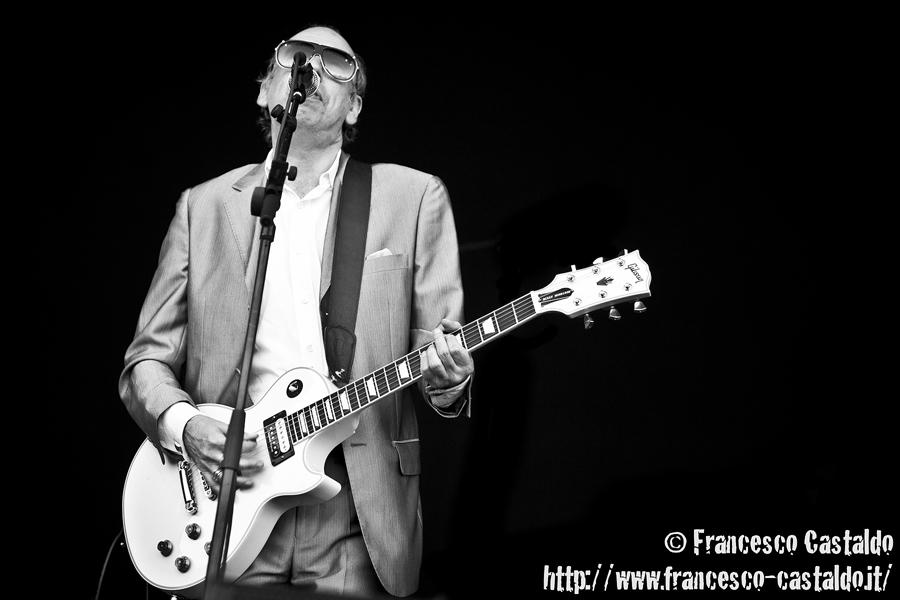 Mick Jones & The Justice Tonight Band – Ippodromo – Milano