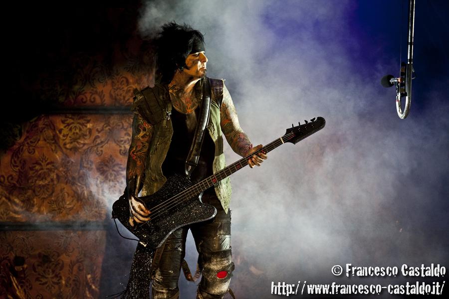 Gods Of Metal – Mötley Crüe – Arena Fiera Milano Live – Rho