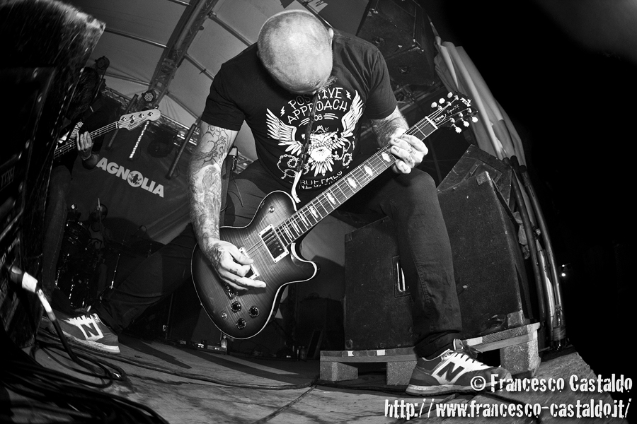 Every Time I Die + Campus – Magnolia – Milano