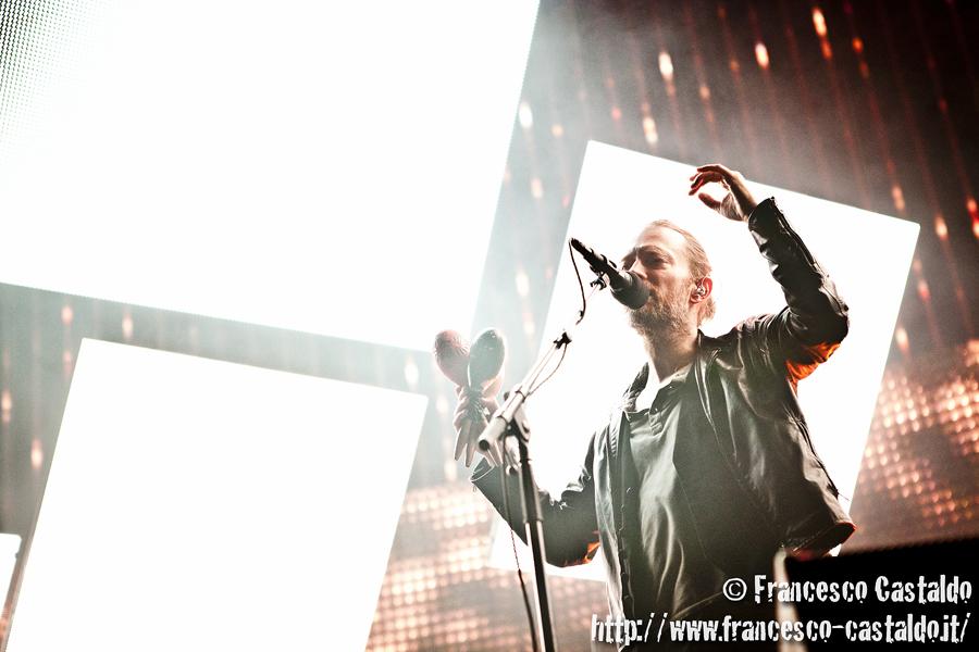 Radiohead – Arena Parco Nord – Bologna
