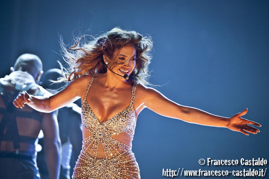Jennifer Lopez – Unipol Arena – Bologna