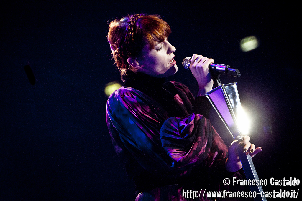 Florence and the Machine – Mediolanum Forum – Assago