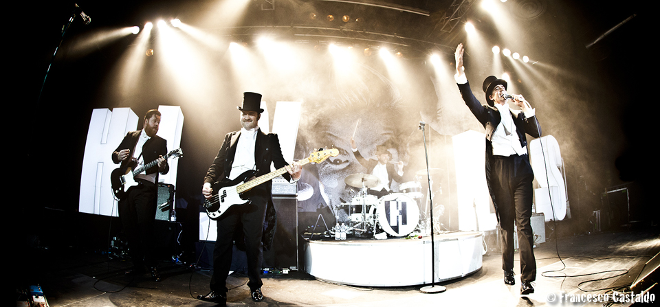 The Hives – Alcatraz – Milano
