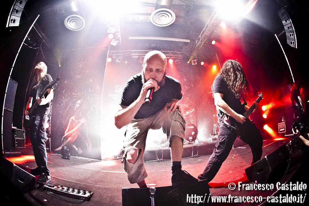 Meshuggah – Alcatraz – Milano