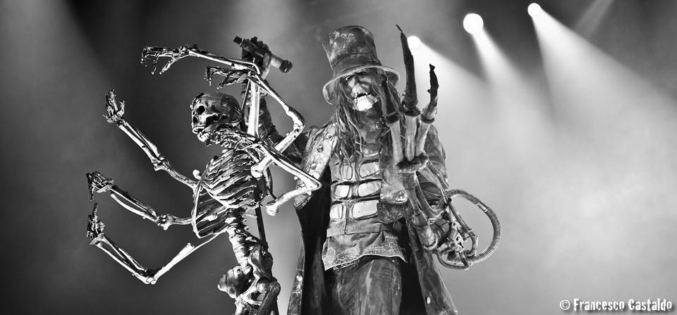 Marilyn Manson / Rob Zombie – Unipol Arena – Bologna