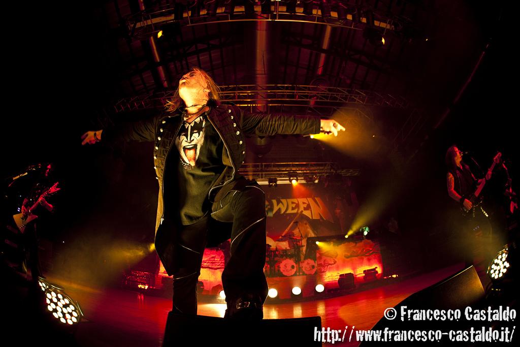 Helloween + Gamma Ray – Alcatraz – Milano
