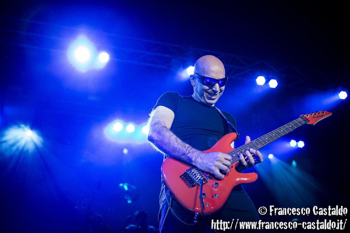 Joe Satriani – Live Club – Trezzo Sull'Adda (Milano)