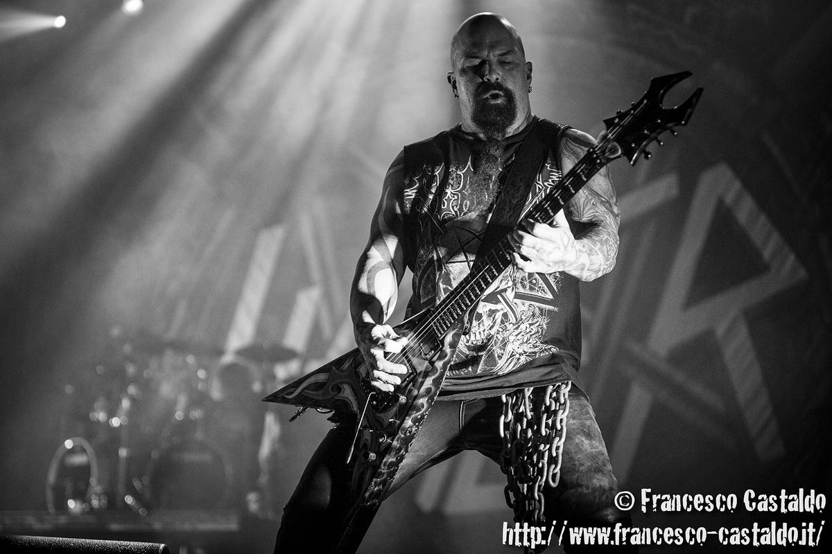 Slayer – Gran Teatro Geox – Padova