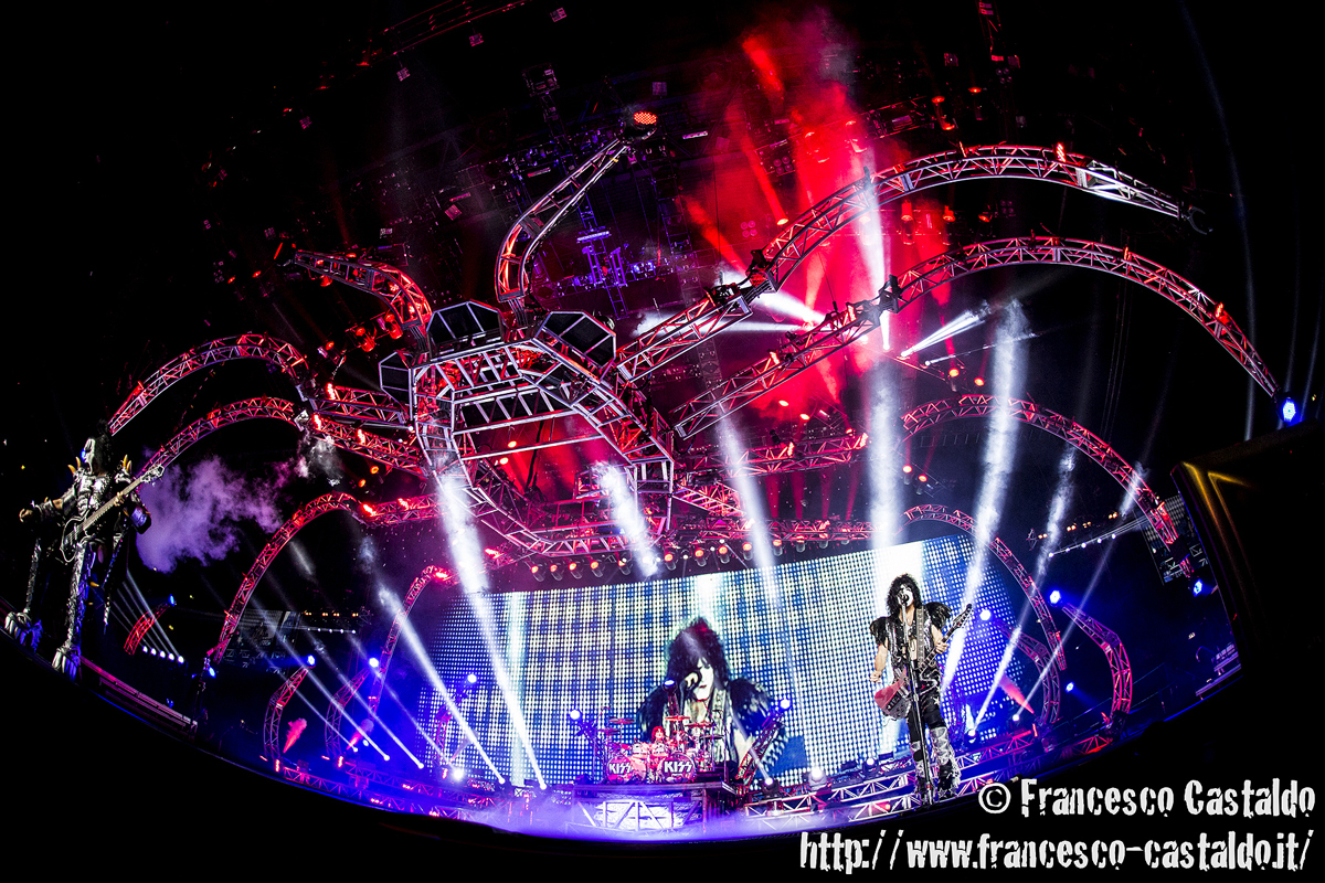 Kiss – Mediolanum Forum – Assago