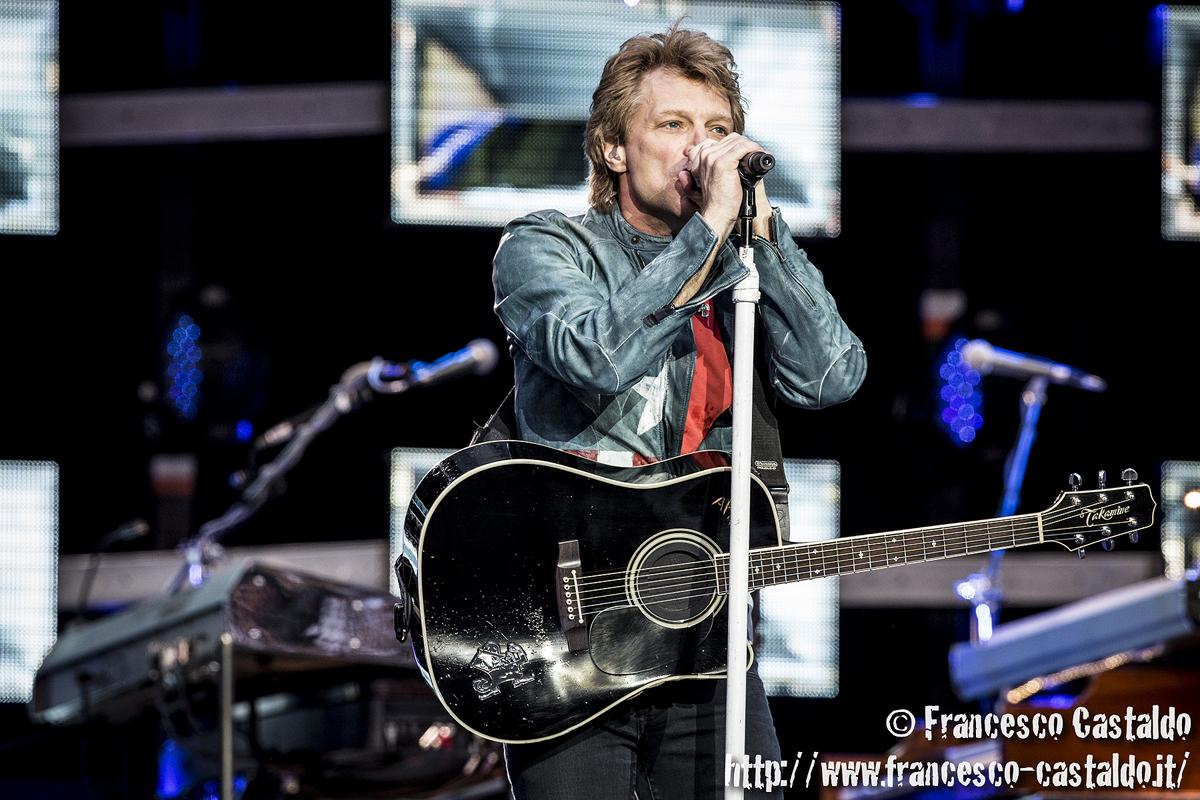 Bon Jovi – Stadio San Siro – Milano