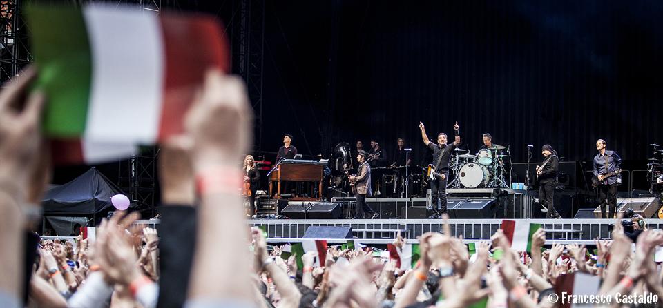 Bruce Springsteen – Stadio San Siro – Milano