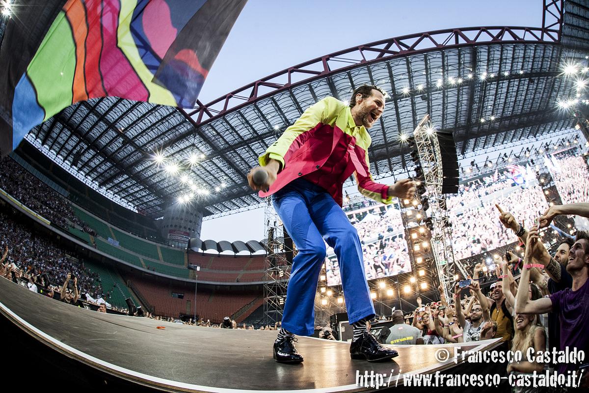 Lorenzo Cherubini – Jovanotti – Stadio San Siro – Milano