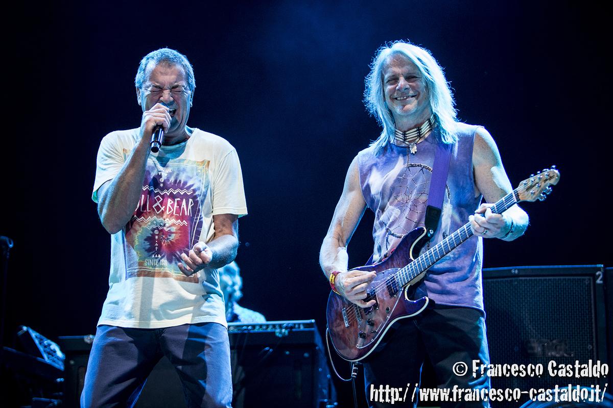 Deep Purple – Ippodromo del Galoppo – Milano