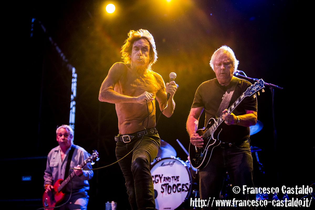 Iggy & The Stooges – Ippodromo del Galoppo – Milano