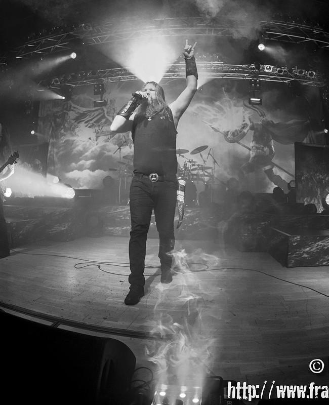 Amon Amarth + Carcass – Live Club – Trezzo Sull'Adda (Milano)