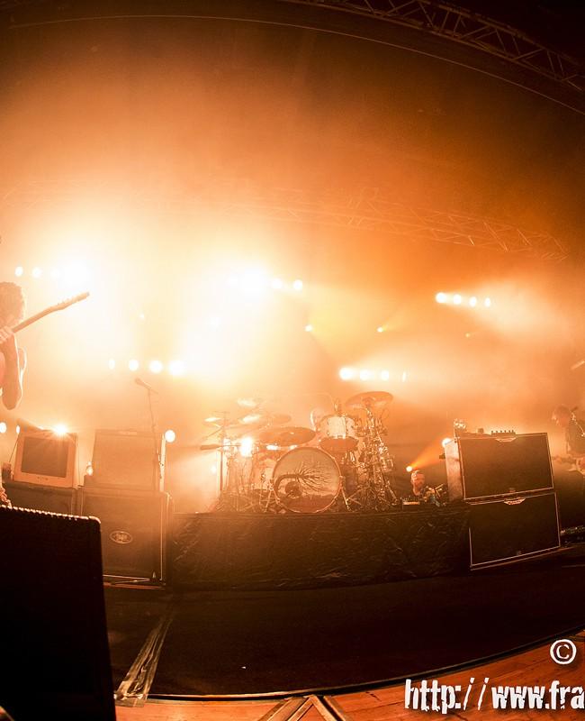 Biffy Clyro – Live Club – Trezzo Sull'Adda (Milano)
