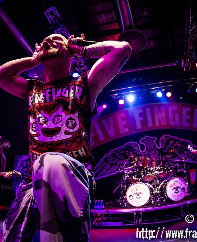 Five Finger Death Punch – Alcatraz – Milano