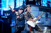 Scorpions + H.E.A.T. – Villa Camerini – Piazzola sul Brenta