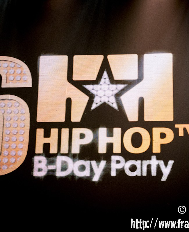 Hip Hop Tv Birthday 6 – Mediolanum Forum – Assago (Milano)