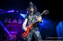 Slash featuring Myles Kennedy and The Conspirators – PalaAlpitour – Torino