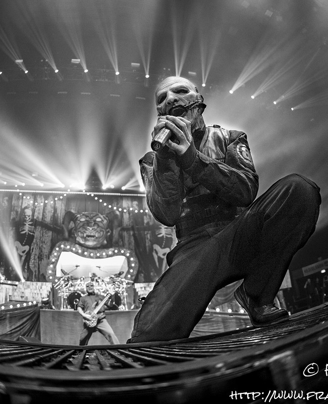 Slipknot – Mediolanum Forum – Assago (Milano)